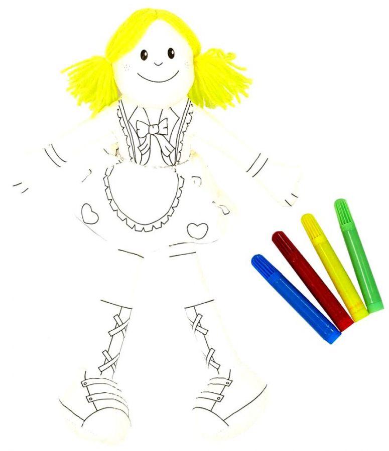 Игрушки для девочек раскраски игрушки